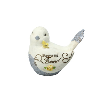 "Friend by Elements - 3.5"" Bird Figurine"