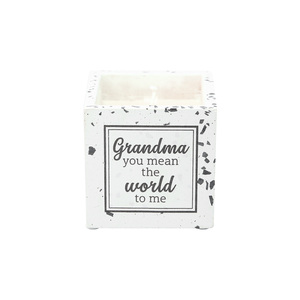 Grandma by Farmhouse Family - 8 oz - 100% Soy Wax Candle Scent: Tranquility