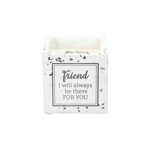 Friend by Farmhouse Family - 8 oz - 100% Soy Wax Candle Scent: Tranquility