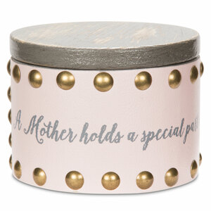 "Mother by Emmaline - 3"" Keepsake Box"
