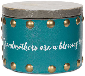 "Grandmother by Emmaline - 3"" Keepsake Box"
