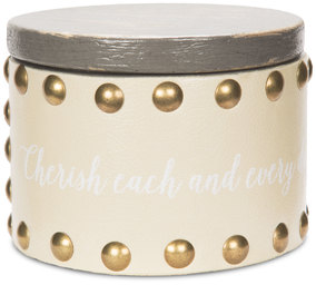 "Cherish by Emmaline - 3"" Keepsake Box"