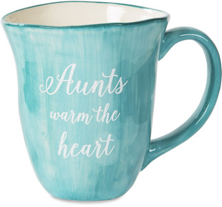 Aunt by Emmaline - 16 oz Ceramic Mug
