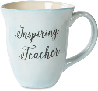 Teacher by Emmaline - 16 oz Ceramic Mug