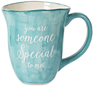 Someone Special by Emmaline - 16 oz Ceramic Mug