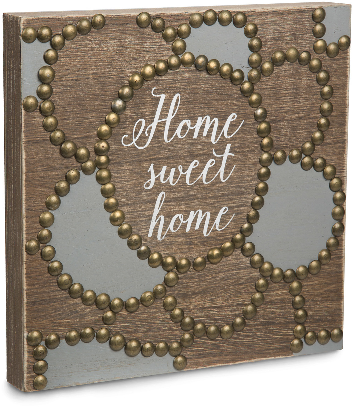 "Home by Emmaline - Home - 8""  Plaque"