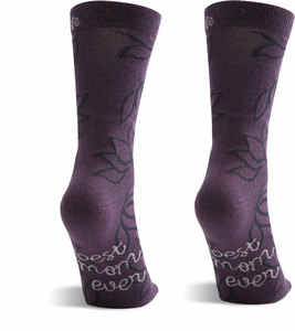 Best Mom Ever by Mom Life - Ladies Cotton Blend Sock