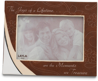 "The Joys of a Lifetime by LAYLA - 8.5"" x 6.75"" Photo Frame"