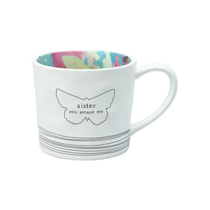 Sister by Celebrating You - 16oz Mug
