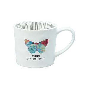 Mom by Celebrating You - 16 oz. Mug