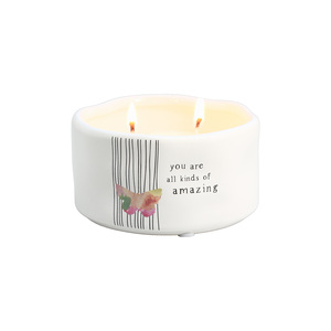 Amazing by Celebrating You - 8 oz - 100% Soy Wax Candle Scent: Tranquility