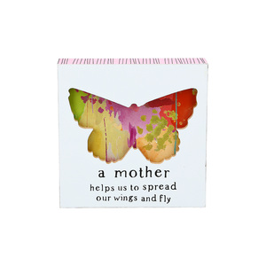 "Mother by Celebrating You - 4.5"" Plaque"