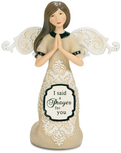 "I said a Prayer by Modeles - 5.5"" Angel Praying"