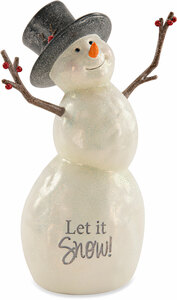 Let it Snow by Berry and Bright - 9'' Snowman