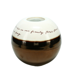 "Family by Hostess with the Mostess - 4.5"" Decorative Tea Light Holder"