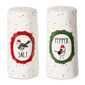 Snow Bird by Snow Pals - Salt and Pepper Shaker Set