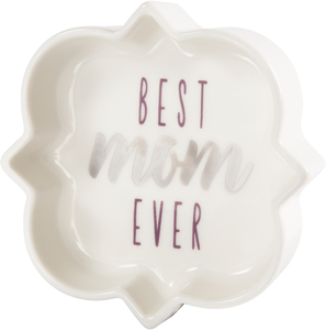 "Mom by Best Kept Trinkets - 3"" Trinket Dish"