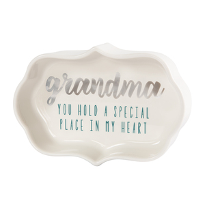 "Grandma by Best Kept Trinkets - 4"" Trinket Dish"