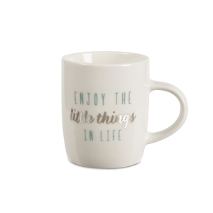 Little Things by Best Kept Trinkets - 5 oz. Mini Mug