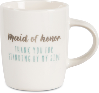 Maid of Honor by Best Kept Trinkets - 5 oz. Mini Mug
