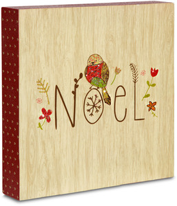 "Noel by Star of Wonder - 8"" x 8"" Plaque"