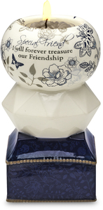 "Special Friend by UpWords - 5.5"" Tea Light Holder"