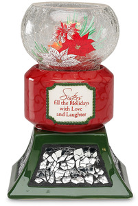 "Sister by UpWords - 5.5"" Holiday TeaLight Holder"