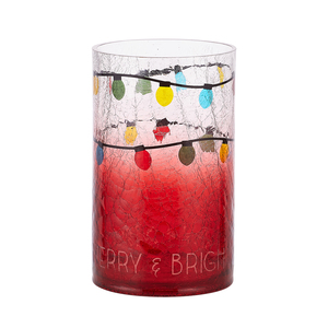 Holiday Hoopla by Candle Decor - Jar Candle Holder