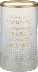 Forever in our Hearts by Candle Decor - Jar Candle Holder