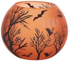 "Trick or Treat by Candle Decor - 5"" Round Votive Holder"