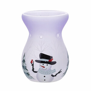 Snowman by Candle Decor - Wax Warmer