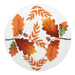 Harvest Leaves by Candle Decor - Candle Tray