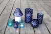 Blue Anchor by Candle Decor - Set