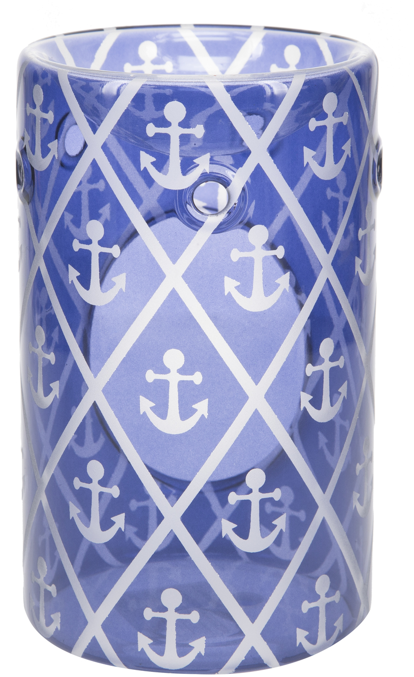 Blue Anchor by Candle Decor - Blue Anchor - Wax Warmer