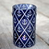 Blue Anchor by Candle Decor - Scene