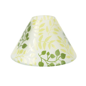 Green Fern by Candle Decor - Large Candle Shade