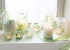 Green Fern by Candle Decor - Set