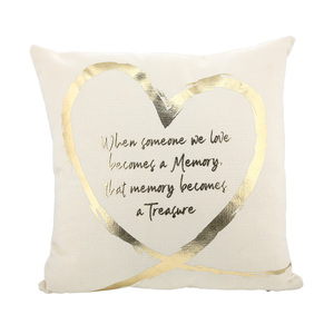 "Memory by Forever in our Hearts - 16"" Pillow"