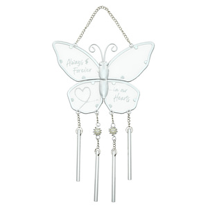 "Always & Forever by Forever in our Hearts - 11.5"" Wind Chime"