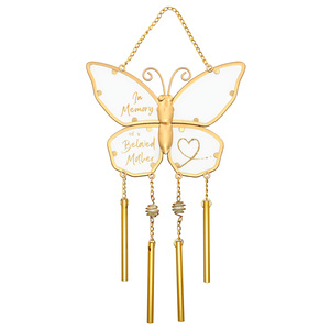 "Beloved Mother by Forever in our Hearts - 11.5"" Wind Chime"