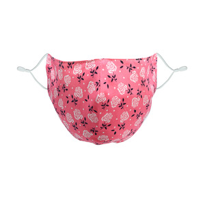 Floral by Pavilion Cares - Adult Reusable Fabric Mask & PM 2.5 Filter Set