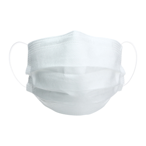 Disposable 3-Layer Face Mask by Pavilion Cares - Dual Fit Ear-loop Face Masks (Pack of 7)
