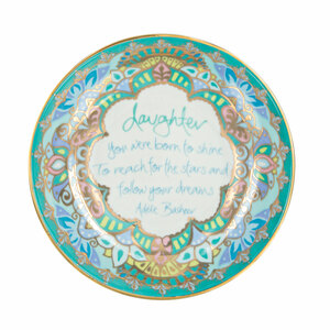 "Daughter by Intrinsic - 4.25"" Trinket Dish"