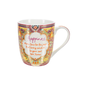 Happiness by Intrinsic - 12 oz Cup with Gift Box