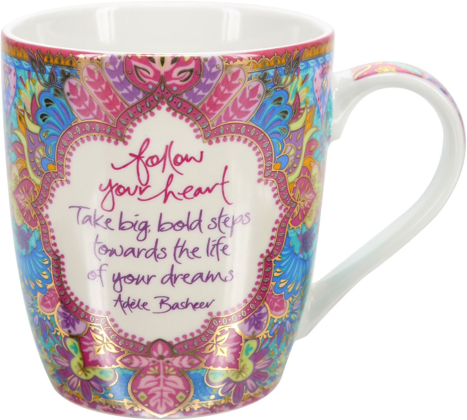 Follow Your Heart by Intrinsic - Follow Your Heart - 12 oz Cup with Gift Box