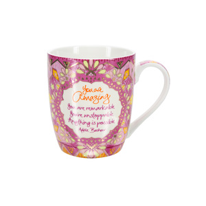 You Are Amazing by Intrinsic - 12 oz Cup with Gift Box