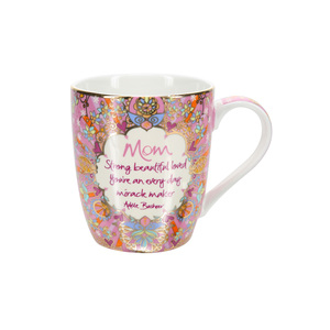 Mom by Intrinsic - 12 oz Cup with Gift Box