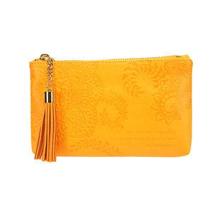 Marigold by Intrinsic - Gift Boxed Vegan Leather Coin Purse
