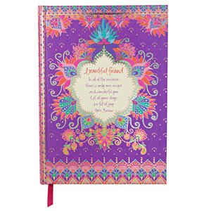 "Beautiful Friend by Intrinsic - 8.5"" x 6.25"" Journal"